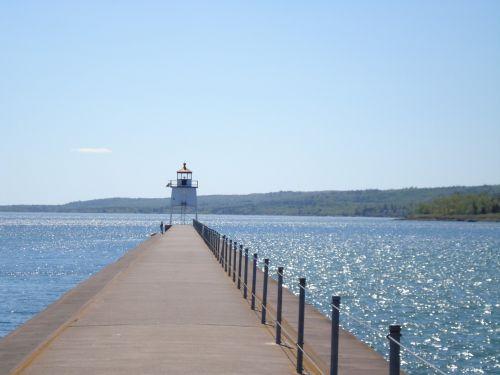 two harbors pier