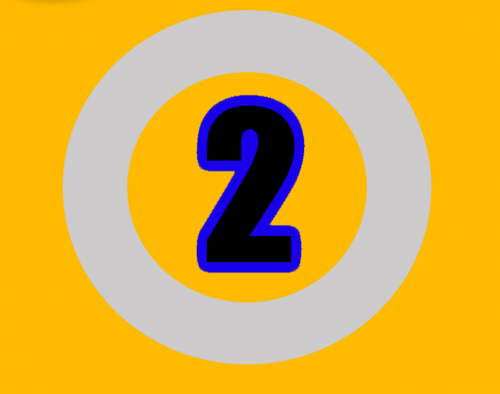 two number numbers