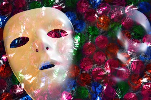 Two Faces Masks