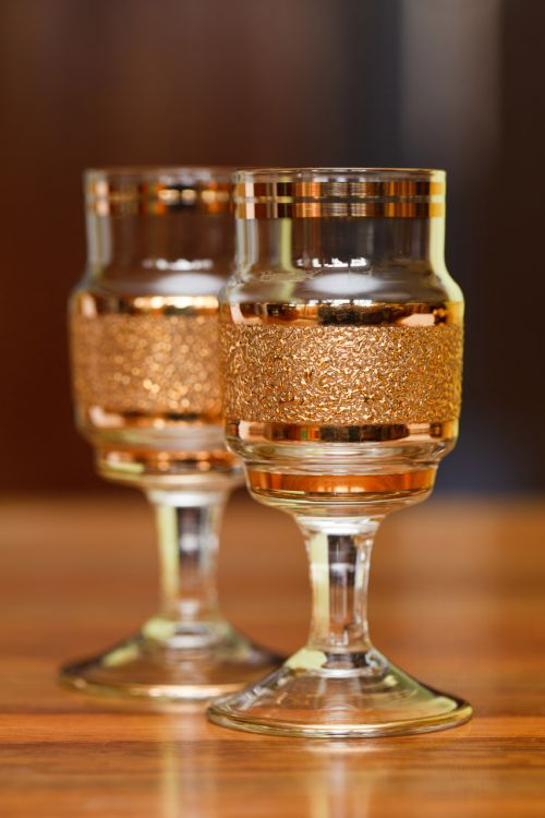 Two Glasses On The Table