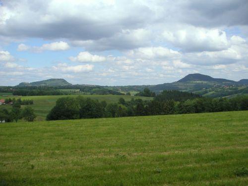 two kaiser mountains rechberg stuifen