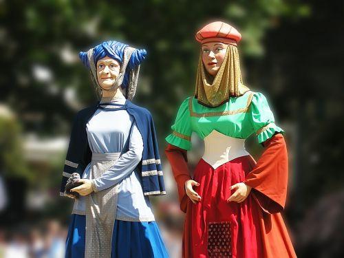 type figure costume