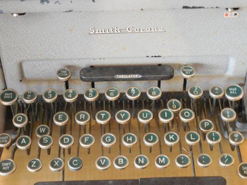 typewriter vintage vintage typewriter