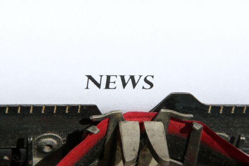 typewriter news logo