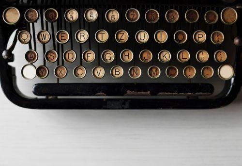 typewriter electromechanical machine work