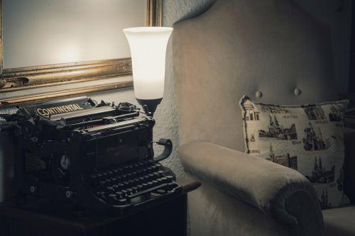 typewriter technology leave