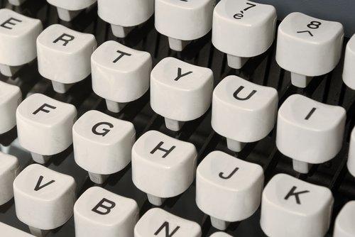 typewriter  machine  mechanics