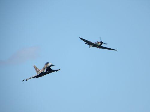 typhoon spitfire eurofighter