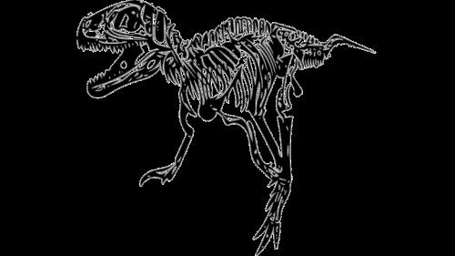 tyrannosaurus t-rex fossil