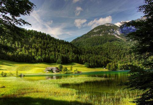 tyrol lake water