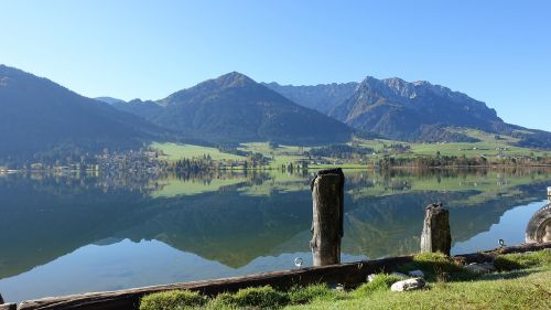tyrol mountains alpine
