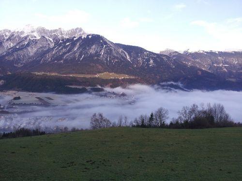 tyrol inntal valley austria