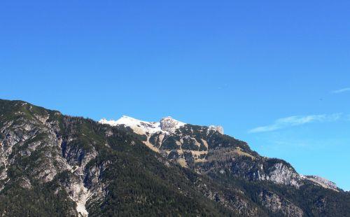 tyrolean alps tyrol alpine