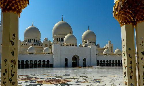 uae mosque believe
