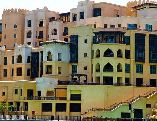 uae dubai building