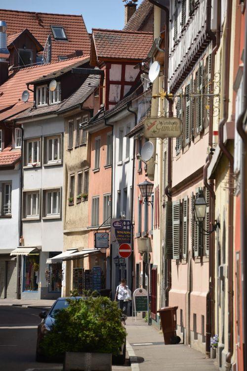 überlingen lake constance old town