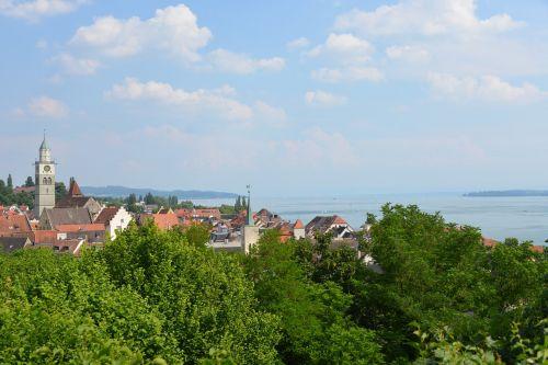 überlingen lake constance city