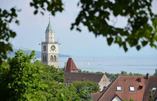 überlingen lake constance city