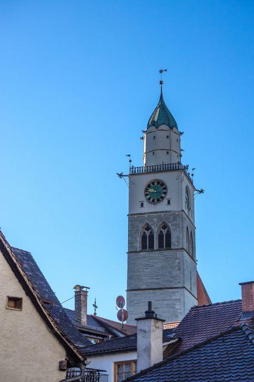 überlingen steeple landmark