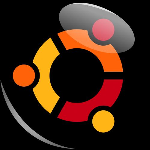 ubuntu logotipas,ubuntu,logotipas,linux,Operacinė sistema,kompiuteris,juoda,piešimas