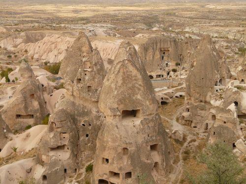 uchisar cappadocia nevşehir