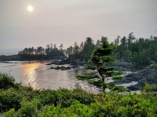 vancouver island uclulet british columbia