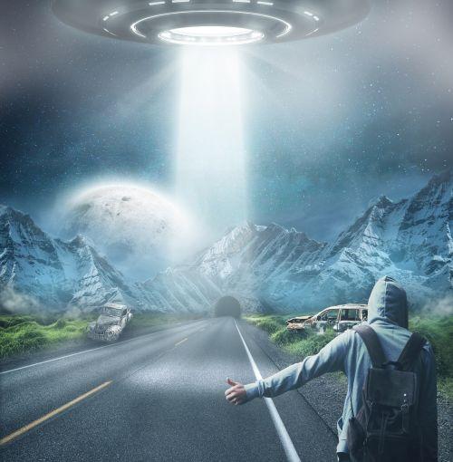 ufo alien alie