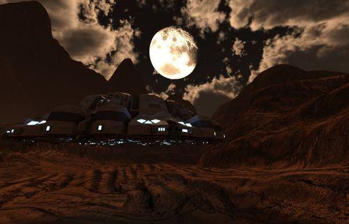ufo spaceship science fiction