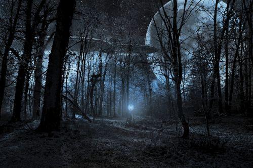 ufo cover alien