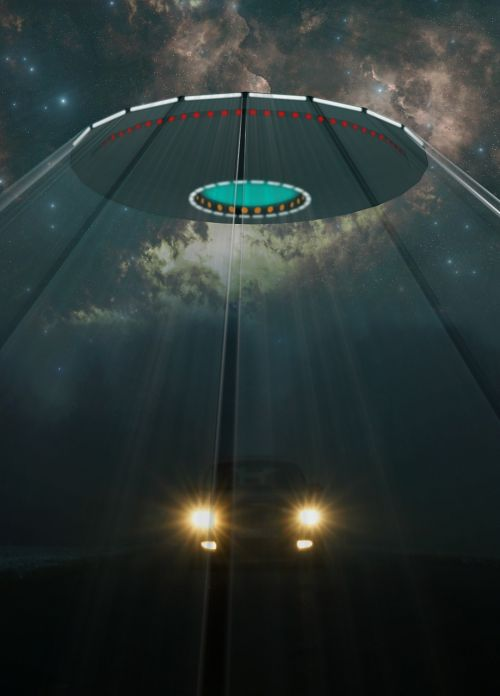 ufo science fiction cover
