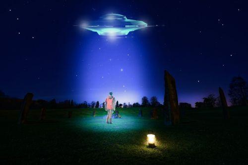 ufo night photography photography