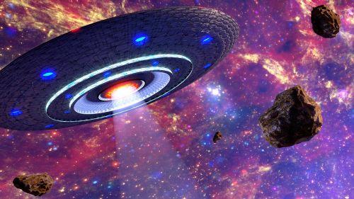 ufo space alien