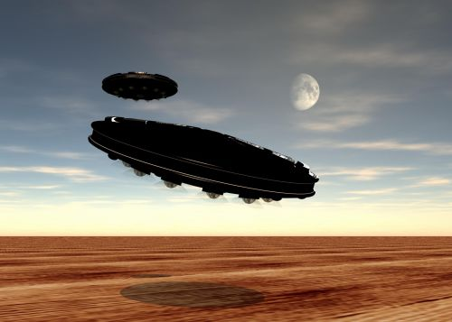 Ufo Visit