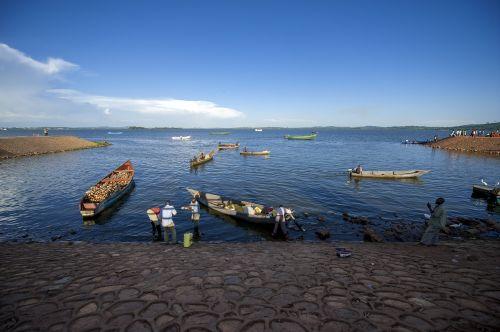 uganda lake victoria ggaba landing site