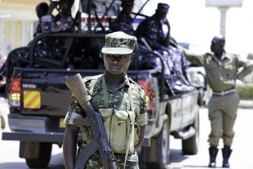 uganda people of uganda military police
