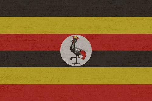 uganda flag international