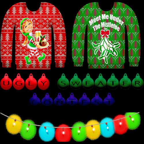 ugly christmas sweater  christmas sweater  christmas