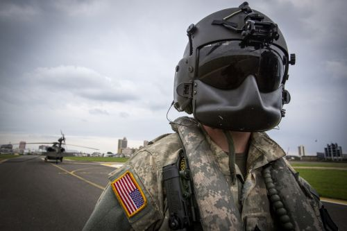 UH-60 Black Hawk Crew Chief