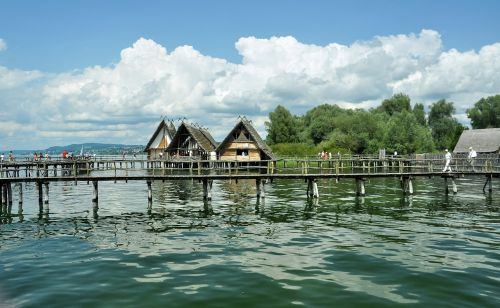 uhldingen lake constance stilt houses