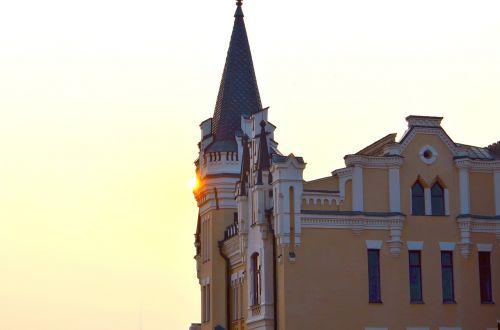 ukraine kiev architecture