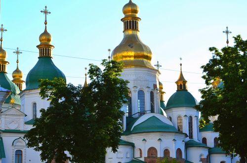 ukraine sophia architecture