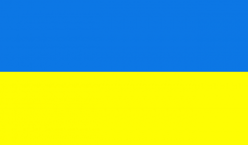 ukraine flag country