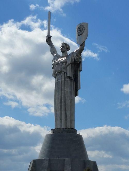 ukraine kiev motherland