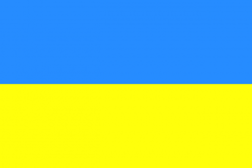 ukraine flag national