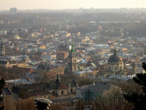 ukraine lviv center