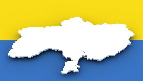 ukraine without crimea map historically