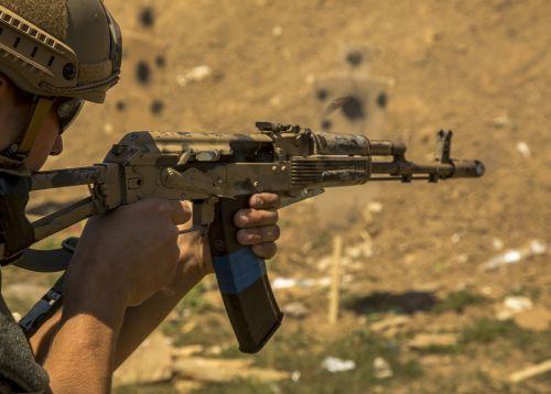 ukrainian special forces operator member