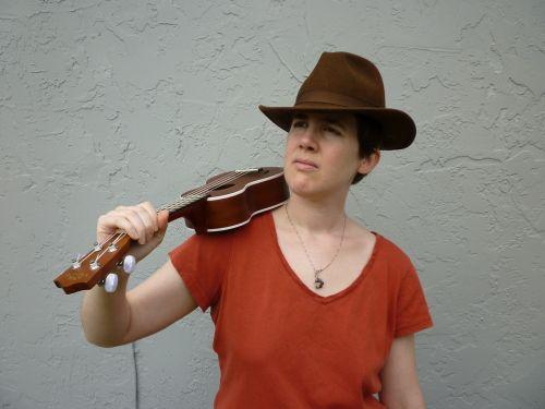ukulele hat squint