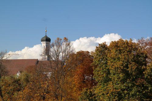 ulm church sky