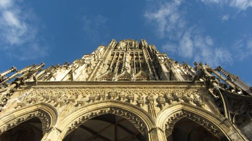 ulm,ulm cathedral,church,building,architecture,house of worship